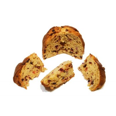 Panettone with Berries