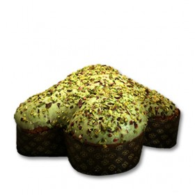 Colomba with Pistachio