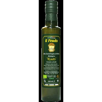 "Huile d'Olive Extra Vierge Bio ""Il Feudo"""