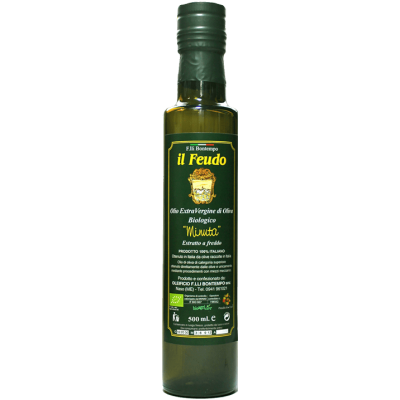 "Organic Extra Virgin Olive Oil ""Il Feudo"""