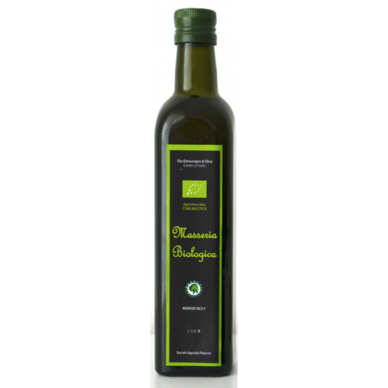 Extra Virgin Olive Oil Masseria Biologica