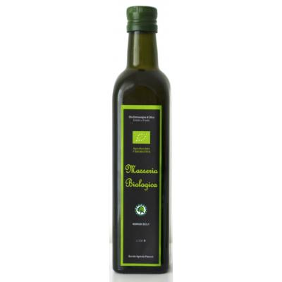 Huile d'olive extra vierge Masseria Biologica