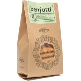 Benfatti-Kekse mit Vollkornmehl und Bio-Getreide