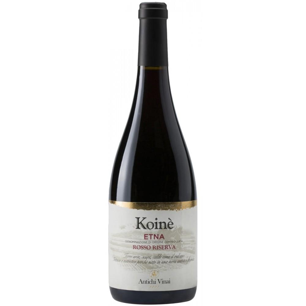 Koinè (Etna Rosso D.O.C. RISERVA) Antichi Vinai