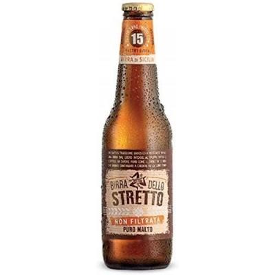 Birra DOC 15 CRUDA Birrificio Messina