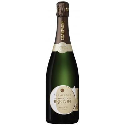Champagne Breton Corentin Brut Tradition
