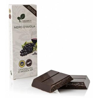Cioccolato di Modica Nero d'Avola