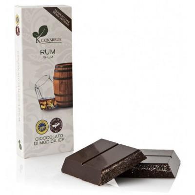 Cioccolato di Modica Rum