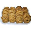 Biscuits aux graines de sésame