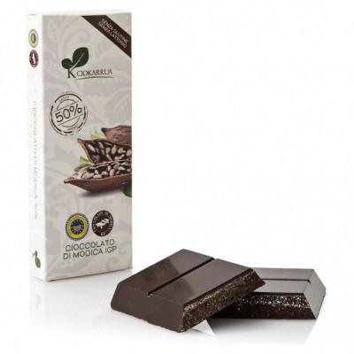 Schokolade von Modica natürliche