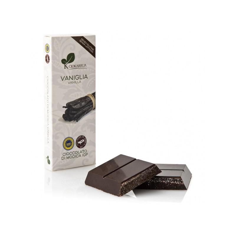 Cioccolato di Modica Vaniglia