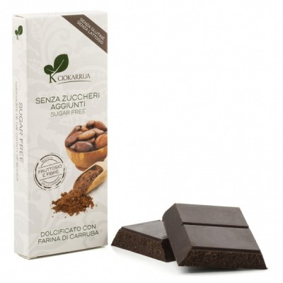Chocolate of Modica without sugar