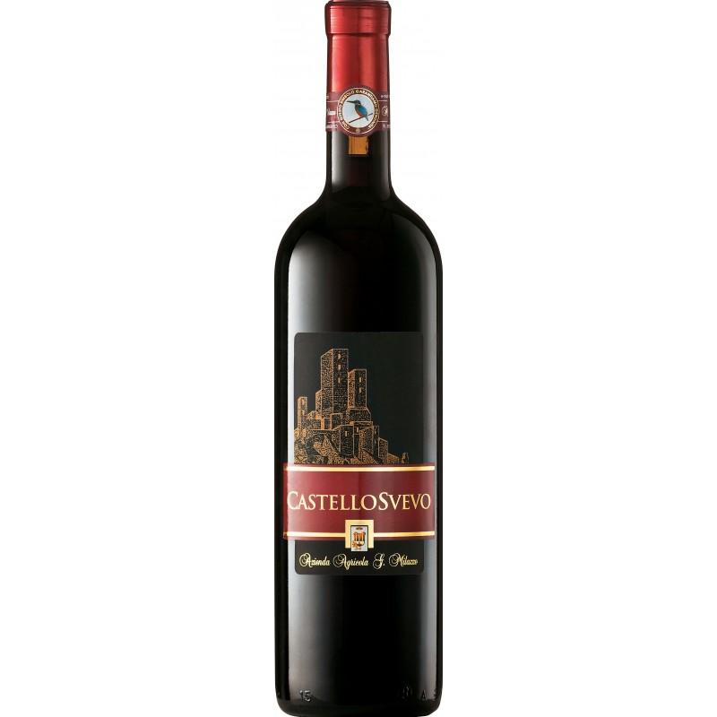 Castello Svevo Rosso Milazzo