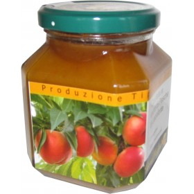 Pfirsich Marmelade