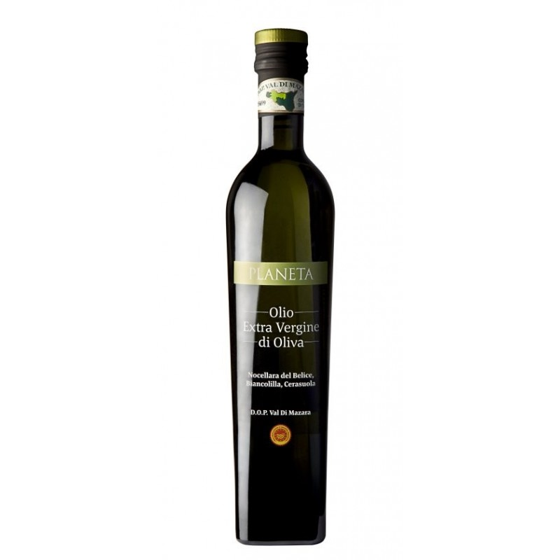 Huile d'olive extra vierge Planeta DOP