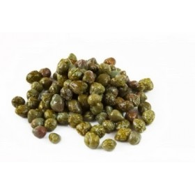 Medium capers of Salina