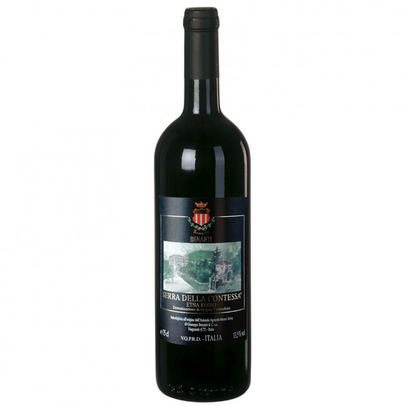 Serra della Contessa (Etna Rosso DOC) Benanti