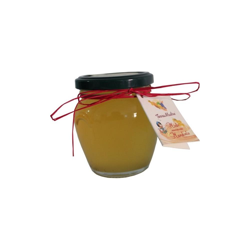 Miel aromatisé à l'amande