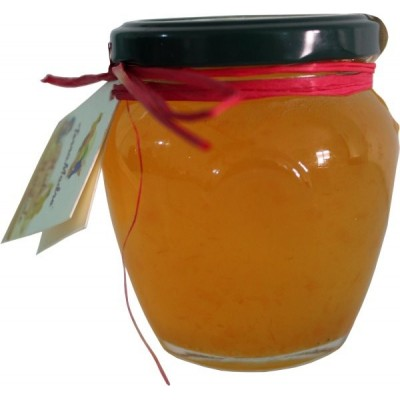Honey flavored with mandarin