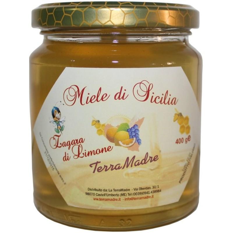 Miel de fleur citron