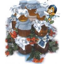 Wildblüten honig