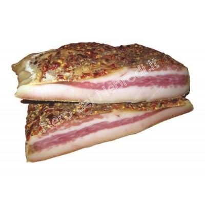 Bajoue de Porc Noir des Nebrodi