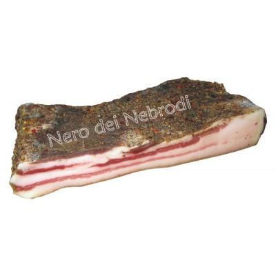 Pancetta de Porc Noir des Nebrodi