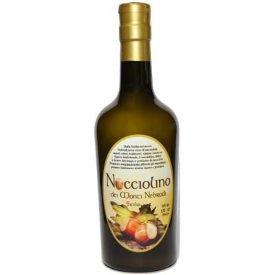 Hazelnut liqueur