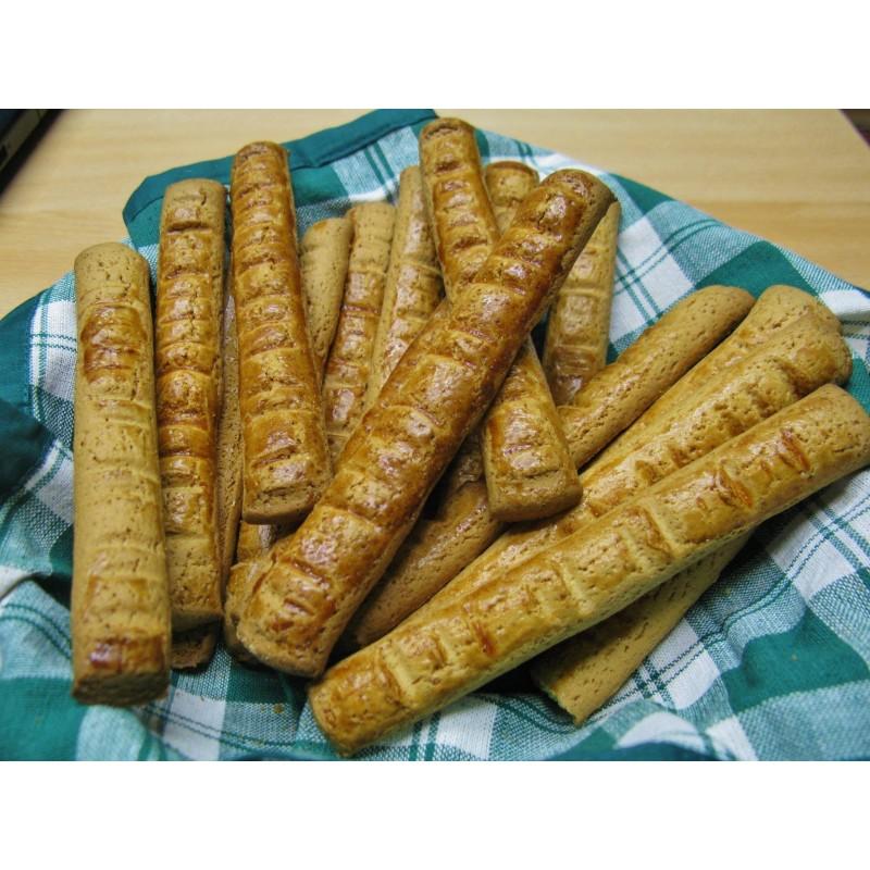 Biscuits croustillants au beurre
