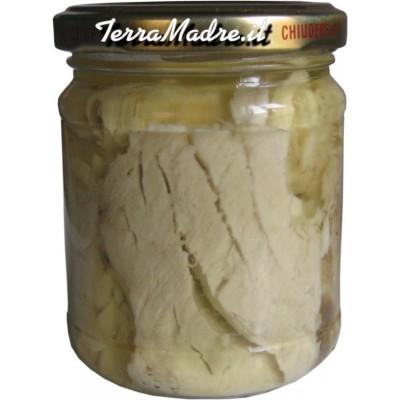 Filets d'espadon à l'huile