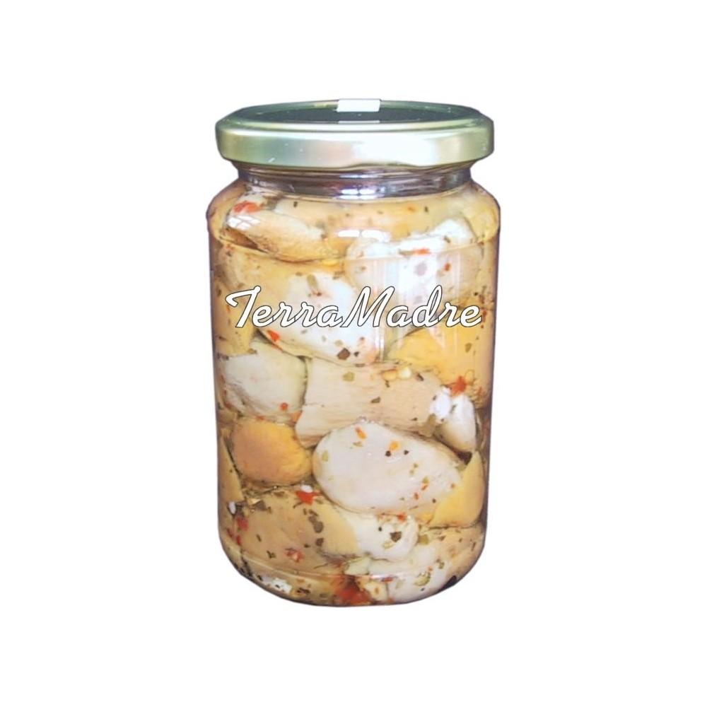 Funghi porcini sott'olio