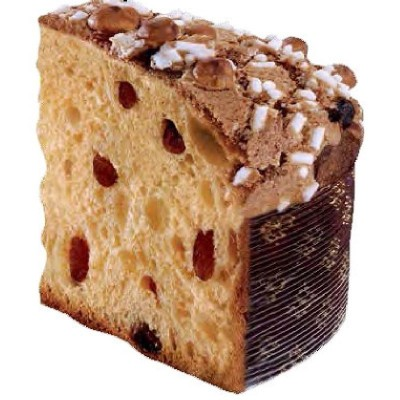 Panettone with Hazelnuts