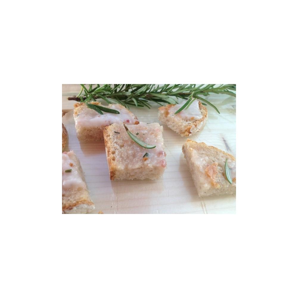 Crème de lard de Porc Noir des Nebrodi