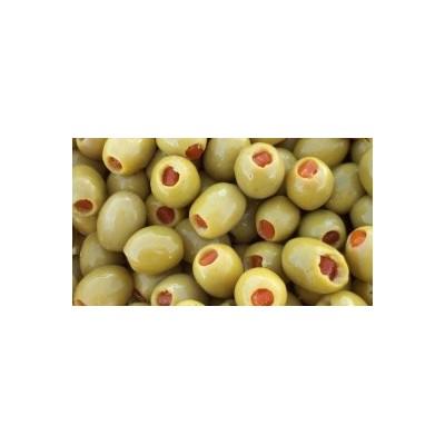 Olive con scorza d' arancia