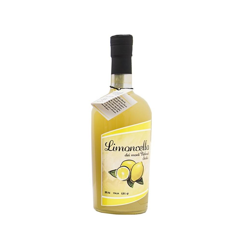 Liqueur de citron