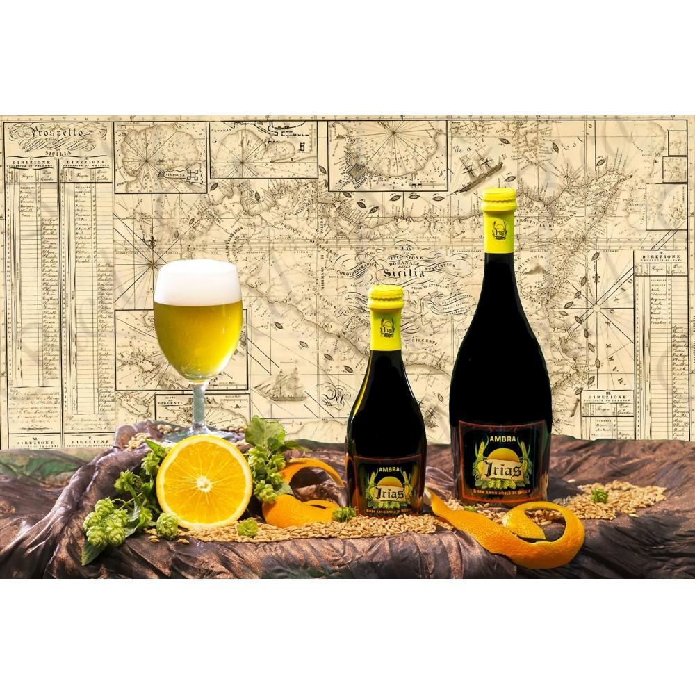 Beer Ambra Irias