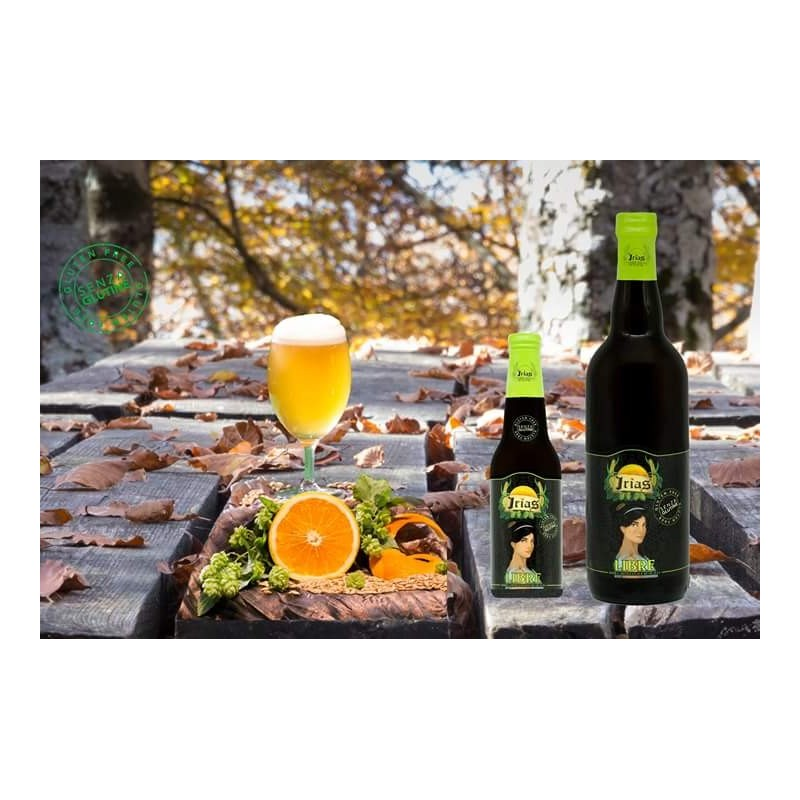 Beer AmbraLibre Irias