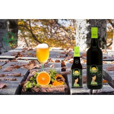Bier AmbraLibre Irias