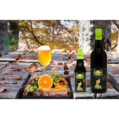 Birra AmbraLibre Irias