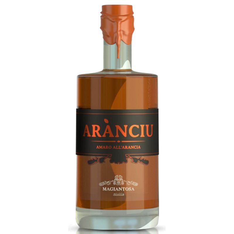 Aranciu - Amaro all'Arancia