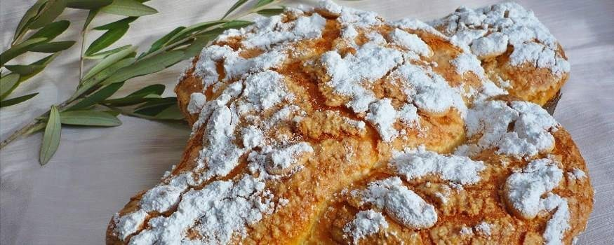Colombe (Easter Dove Cake)