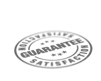 Garanties garanties ou remboursées